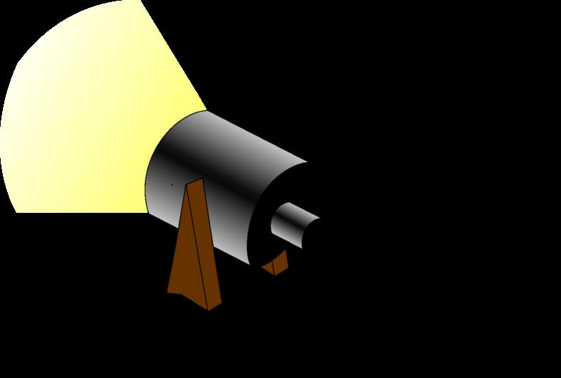 Spotlight clip art clipartbold