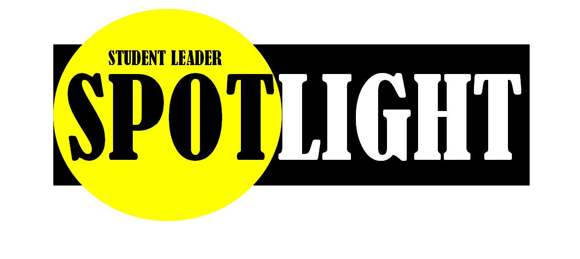 Student spotlight clipart