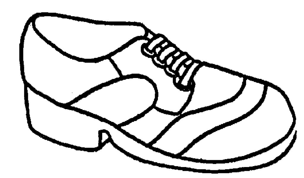 Tap shoes clip art free clipart images 12