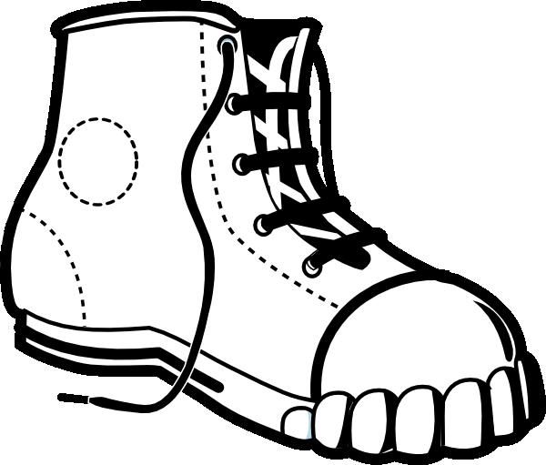 Tap shoes clip art free clipart images 15