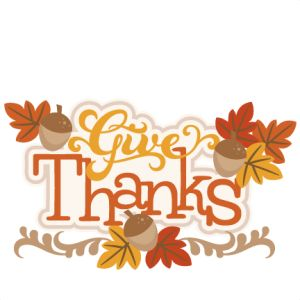 Thanksgiving blessings clip art clipart free download 2