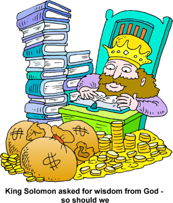 Wealthy king clipart 2