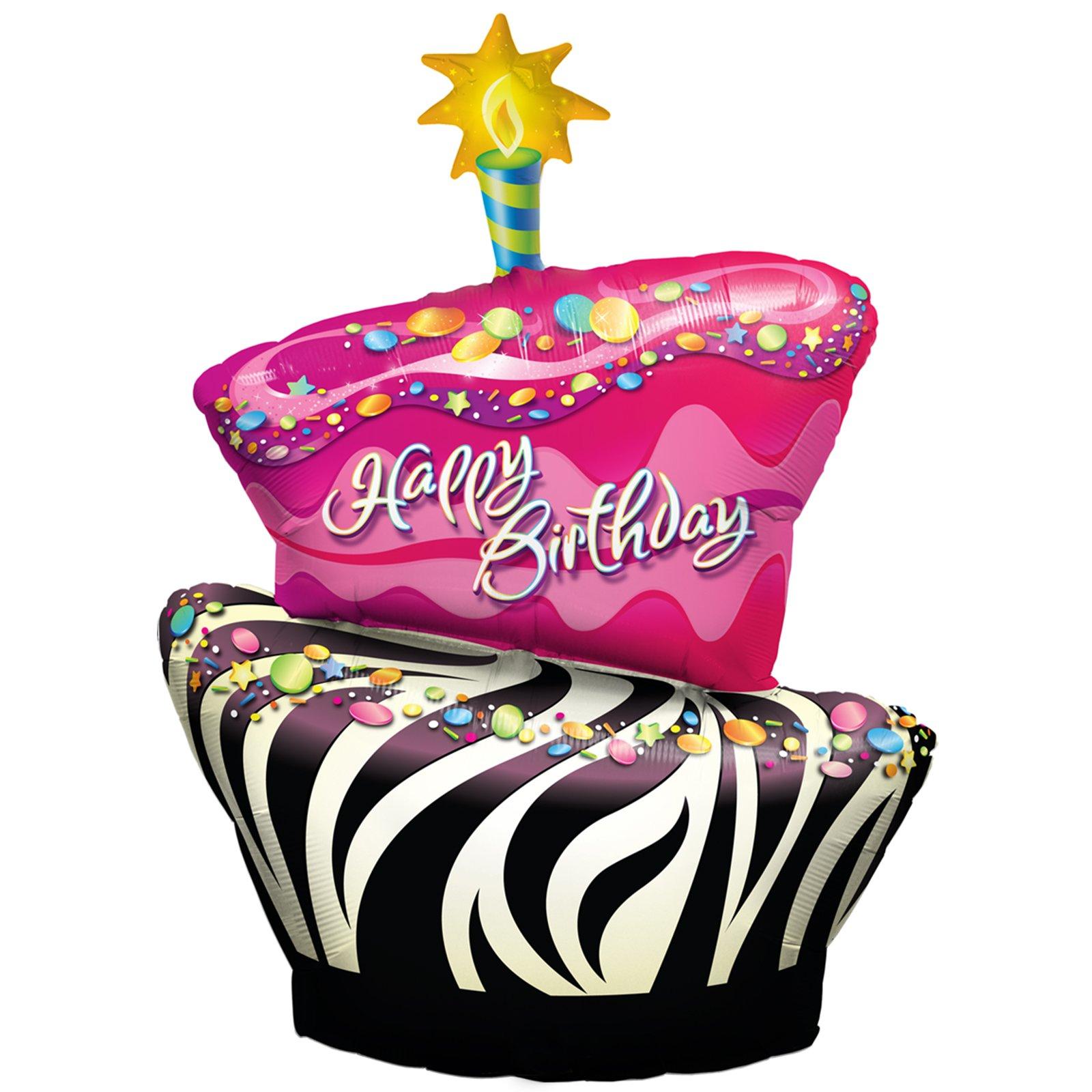 8th birthday cake happy clip art 4