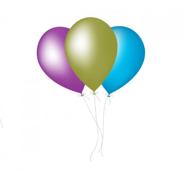 Balloon clip art free