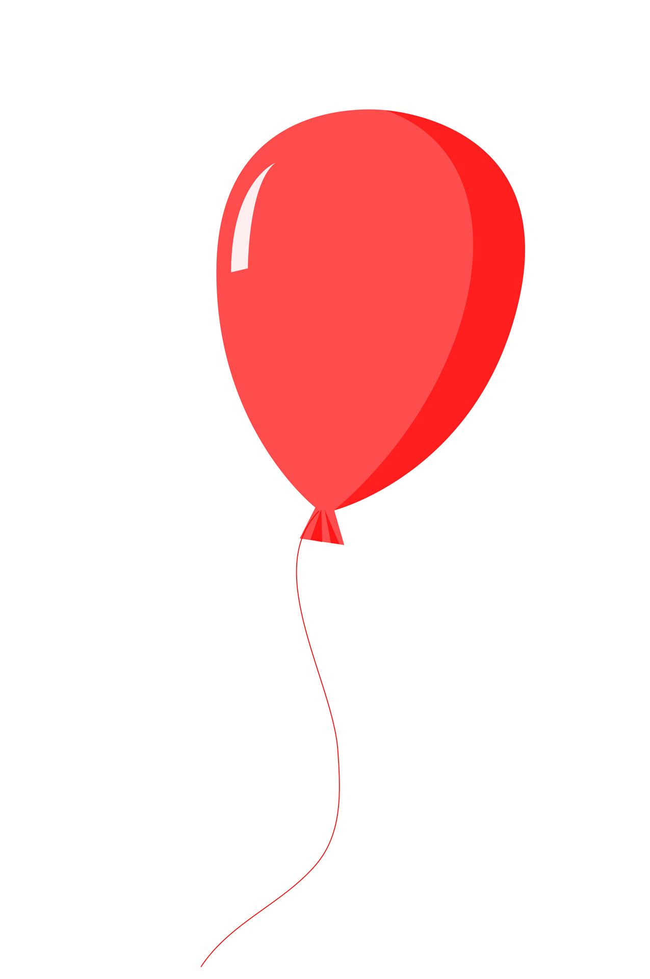 Balloon clipart 2