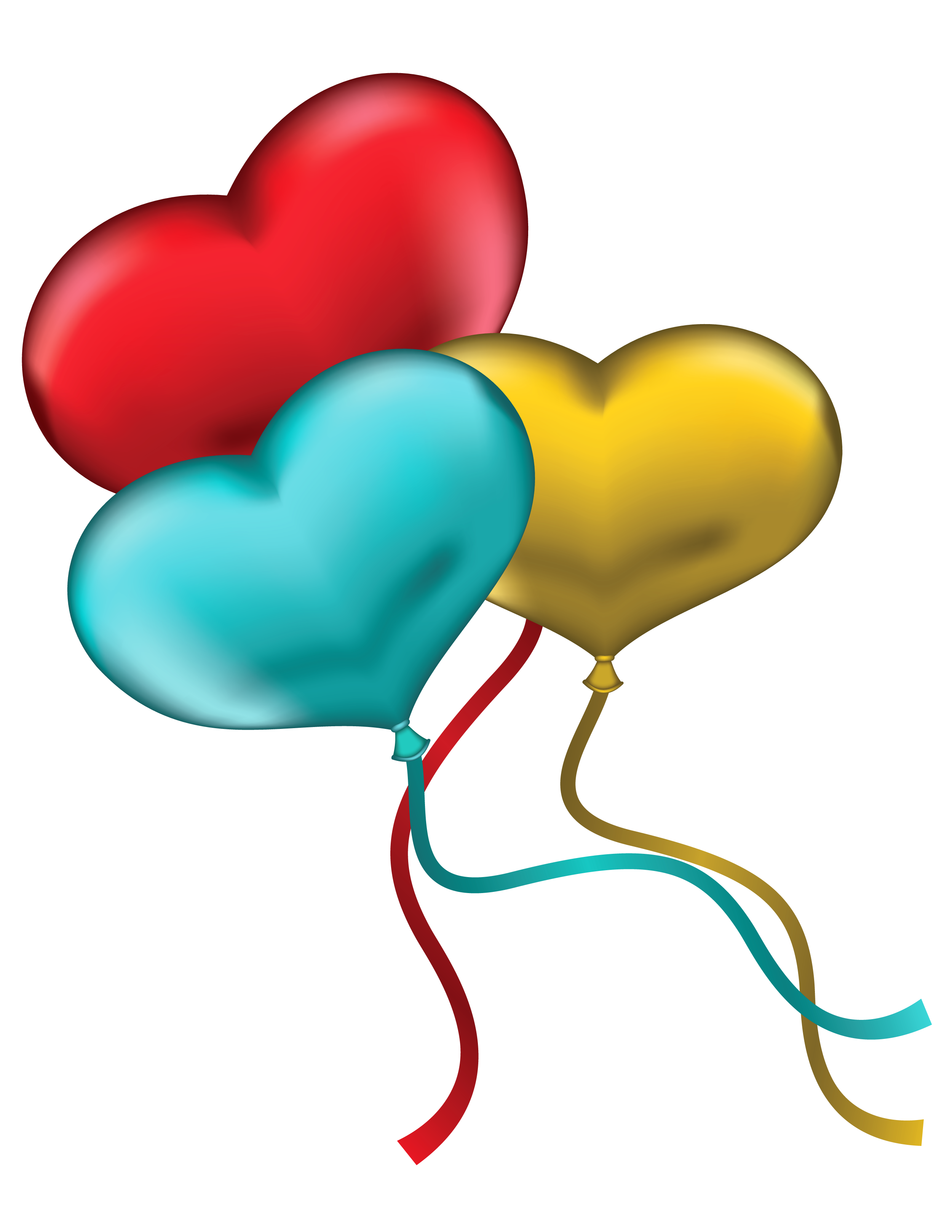 Balloon clipart free images 2