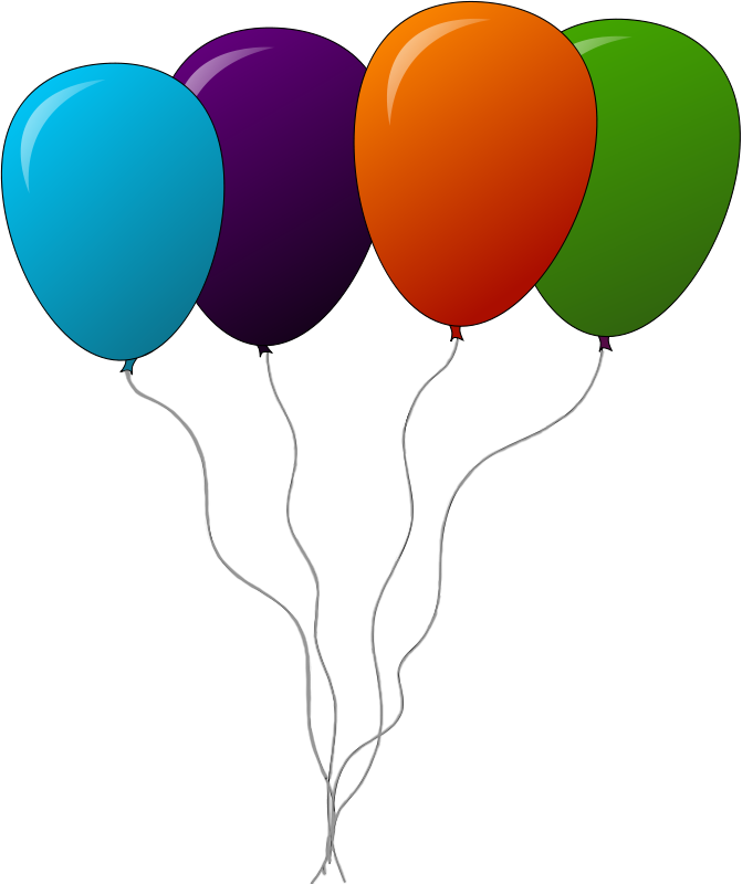 Balloon free to use clip art