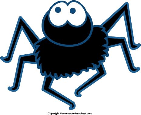 Clip art spider clipart 4 2