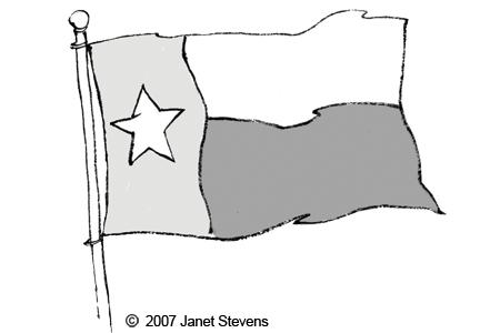 Clip art texas flag clipart 2