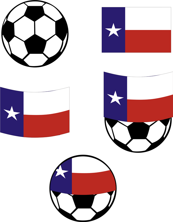 Clip art texas flag clipart