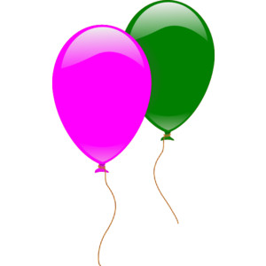 Clipart balloons clipart 3