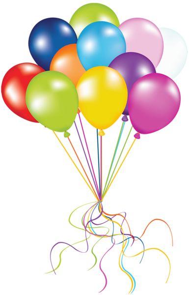 Clipart balloons clipart