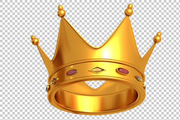 Crown transparent gold crown clipart no background
