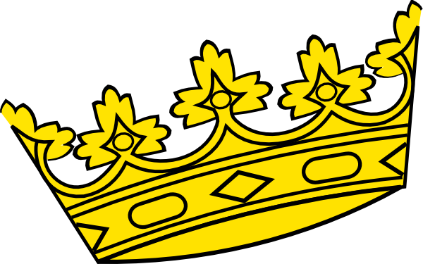 Crown transparent showing post 9
