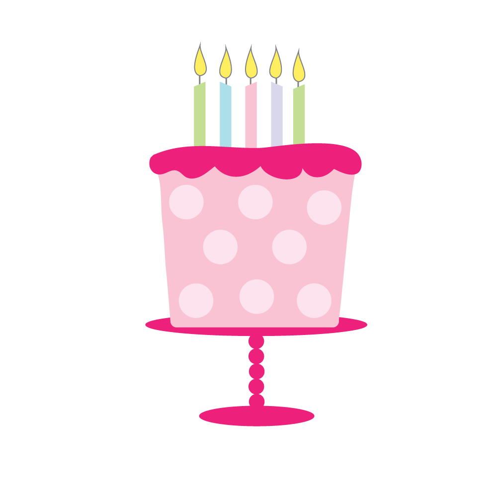 Cute birthday cake clipart gallery free picture cakes 2