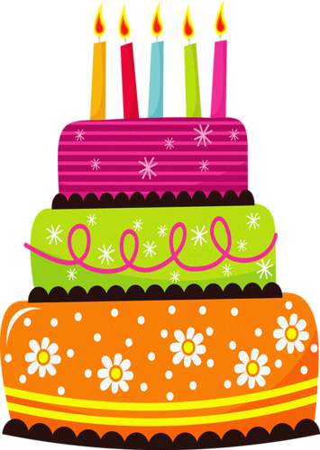 Cute birthday cake clipart gallery free picture cakes