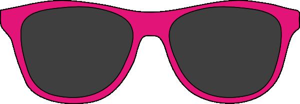 Cute eyeglasses clipart 2
