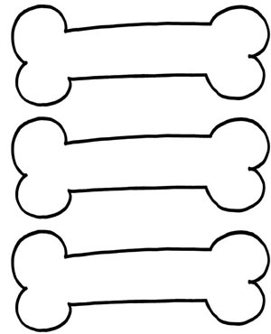 Dog Bone Chew Clip Art Images Free Clipart Image 2