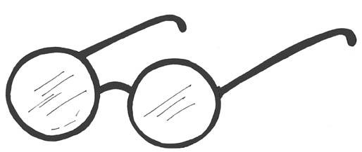 Eyeglasses clip art free 6