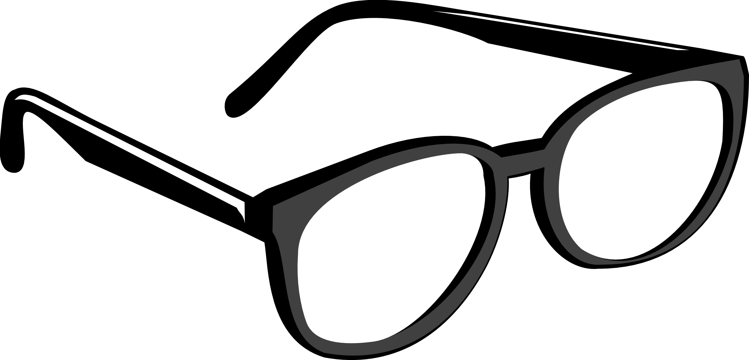 Eyeglasses clip art free clipart images 8