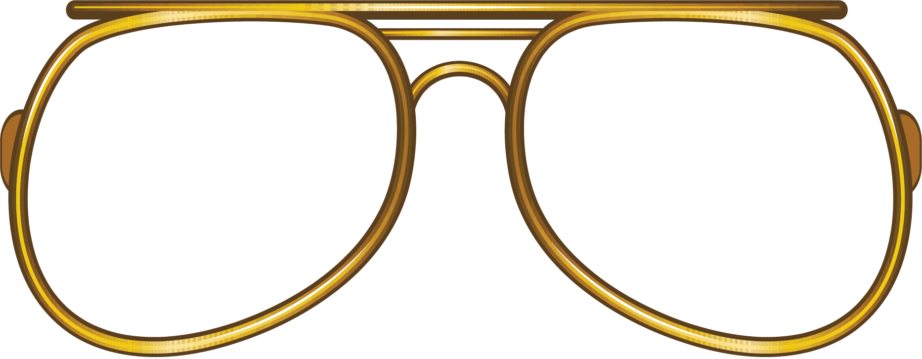Eyeglasses clipart free images 2