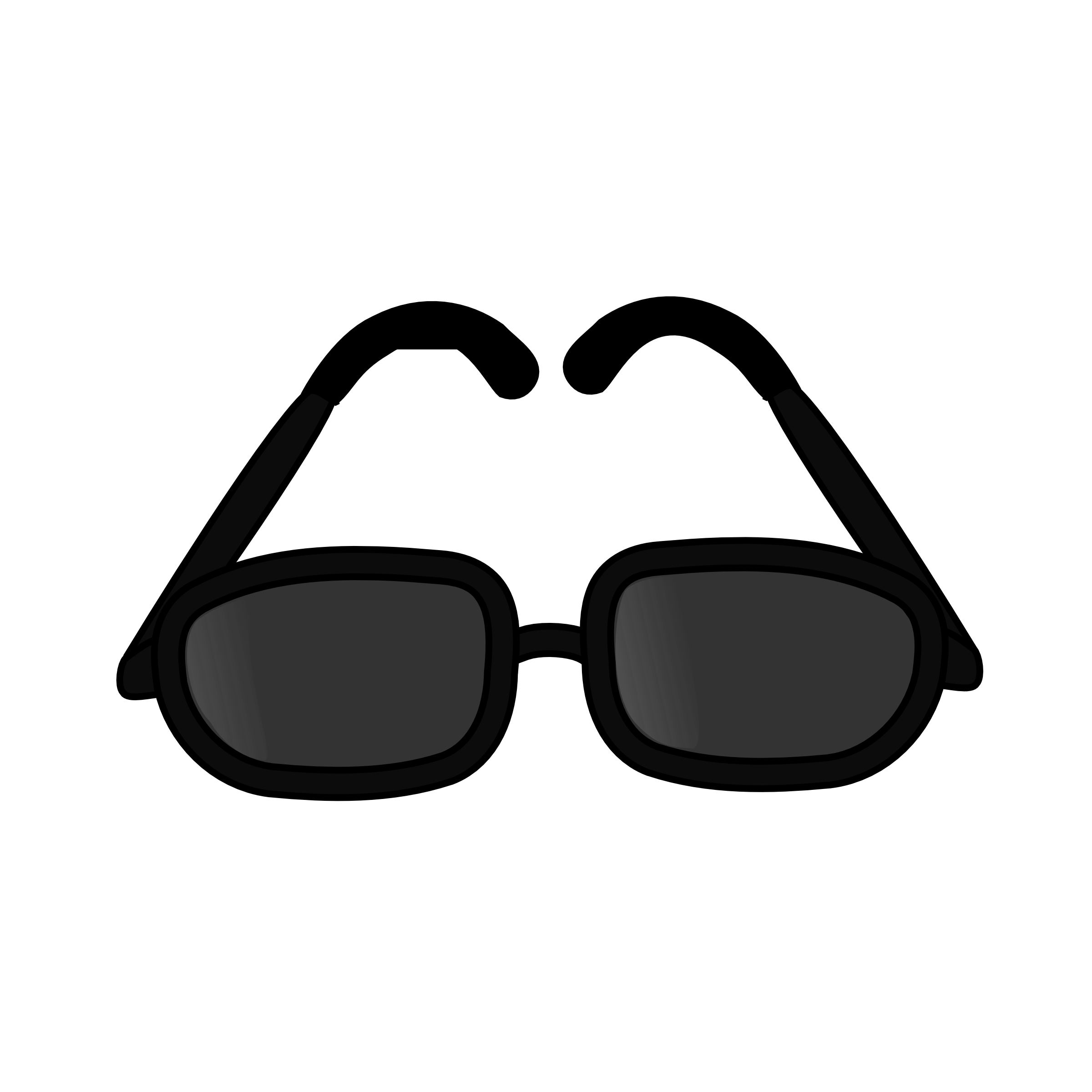 Eyeglasses clipart free images 6