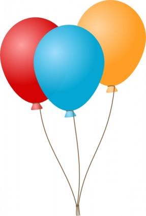 Free balloon clipart