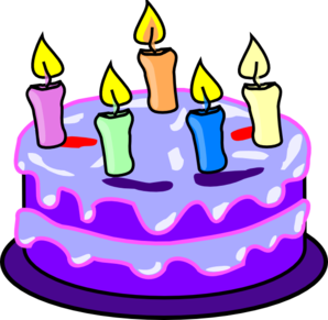 Free birthday cake clip art clipart images 2