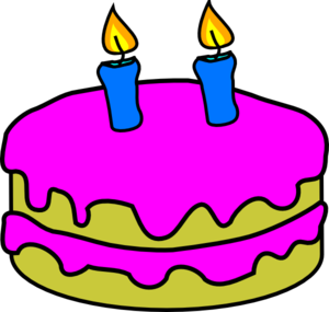 Free birthday cake clip art clipart images 7