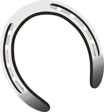 Free horseshoe clip art images 5