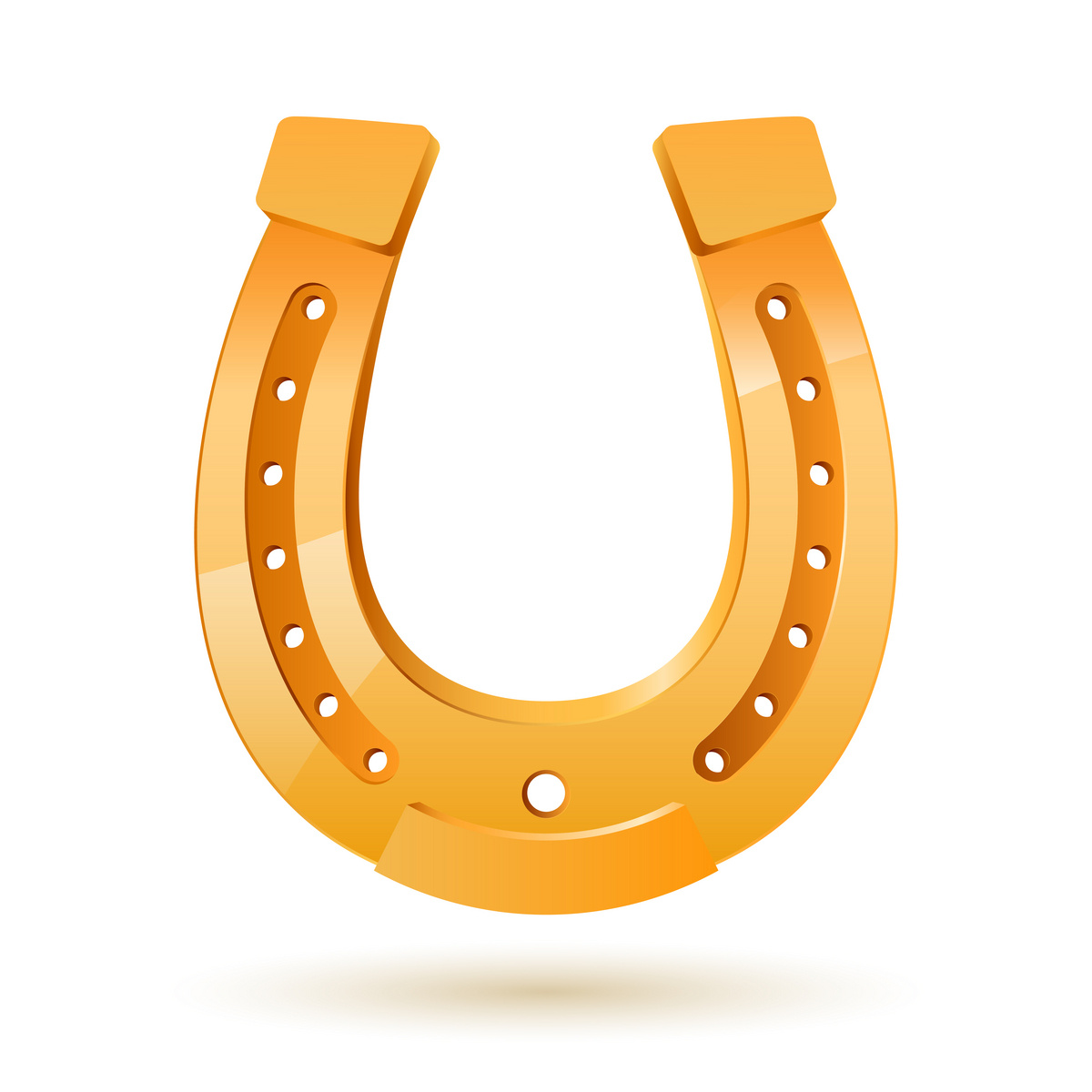 Free horseshoe clip art images 6