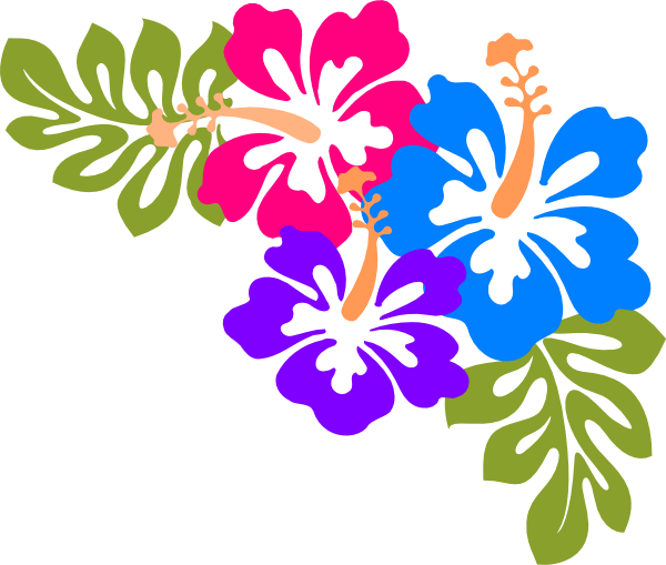 Free luau clip art pictures 3