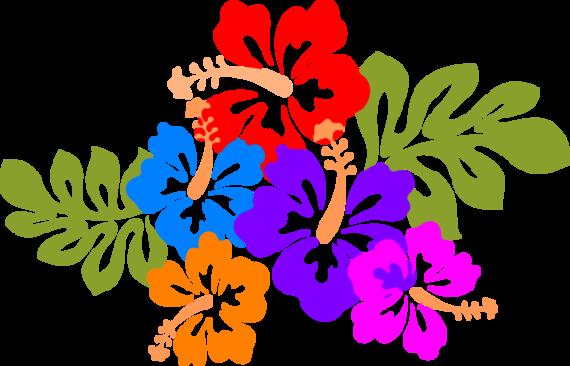 Free luau clip art