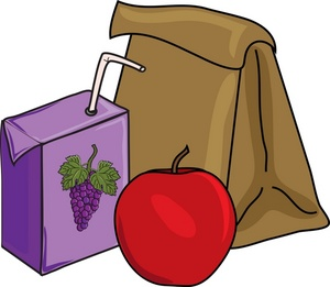 Free snack clip art pictures