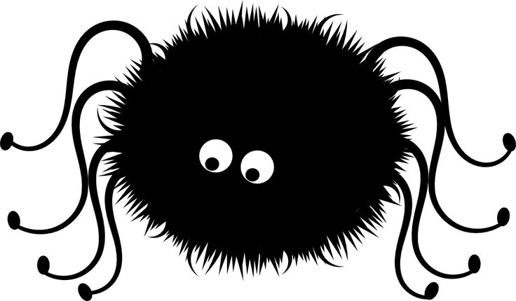 Free spider clip art pictures 7