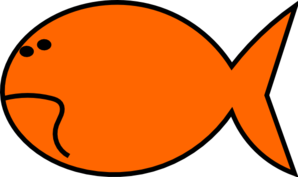 Goldfish clipart 11