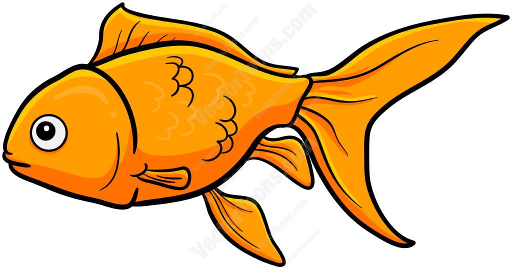 Goldfish clipart 12