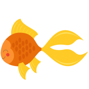 Goldfish clipart 17