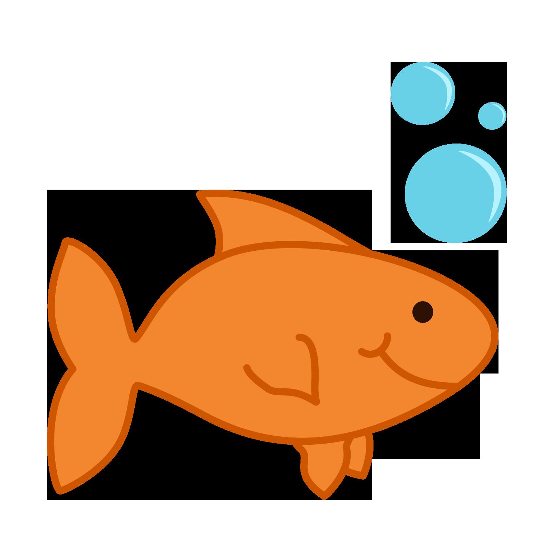 Goldfish clipart 2