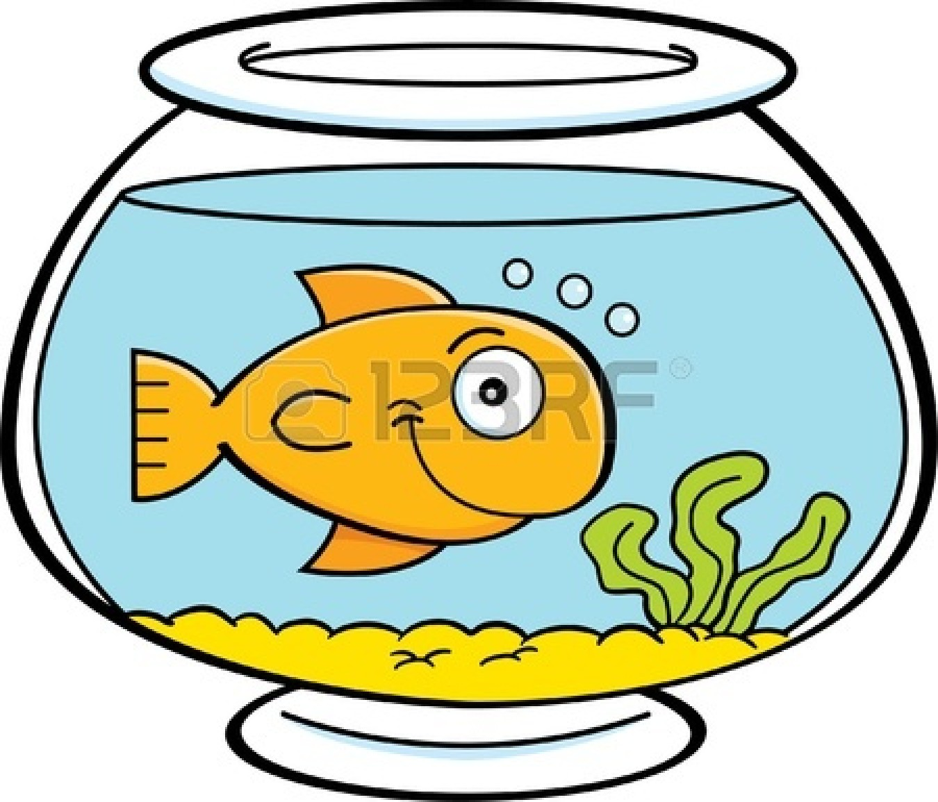 Goldfish clipart 20