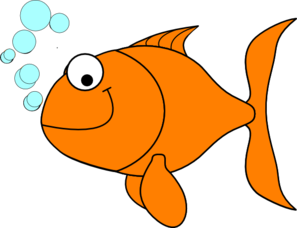 Goldfish clipart free images 2