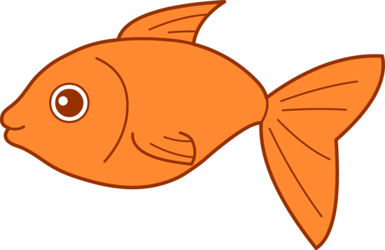 Goldfish clipart free images 3