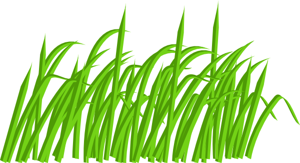 Grass clipart black and white free images 4