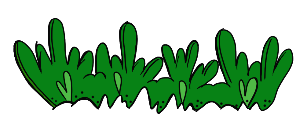 Grass clipart black and white free images 5