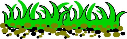 Grass lawn clipart free images 3