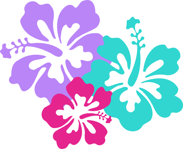 Hawaiian luau clip art free clipart images 4