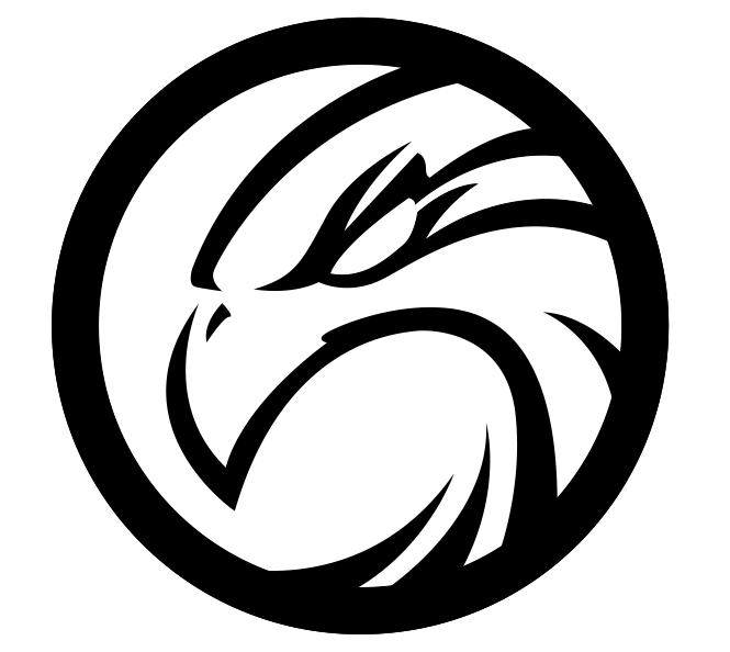 Hawk clip art hawk clipart fans 3