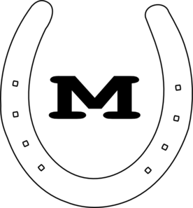Horseshoe clipart 2 2