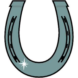 Horseshoe horse shoe clip art clipart 3
