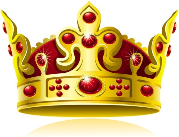 Keep calm crown transparent free vector download 1 free